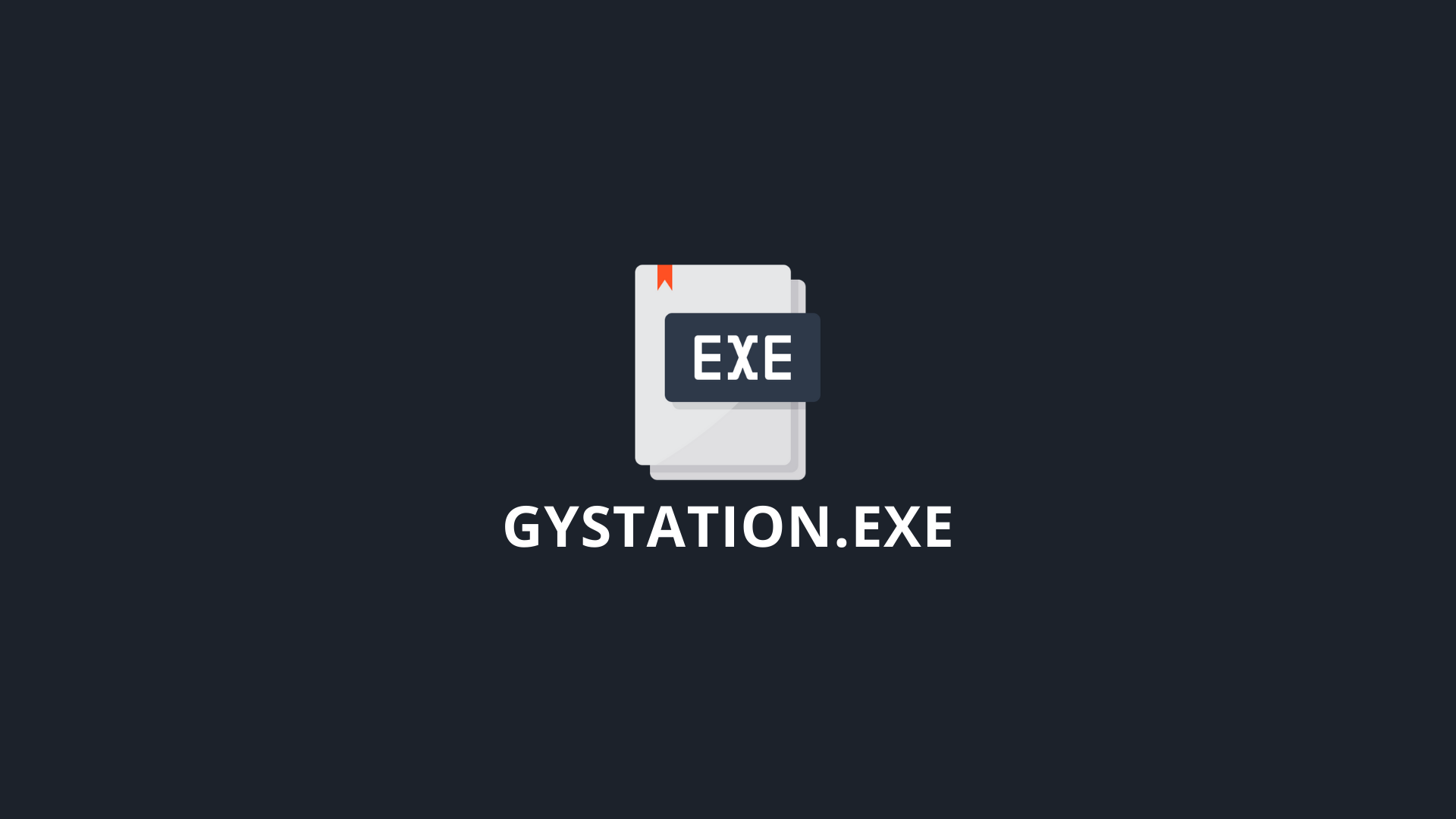 What is GyStation.exe