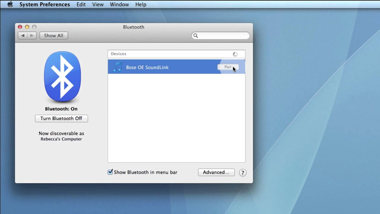 Bluetooth doesn't Work In macOS Mojave