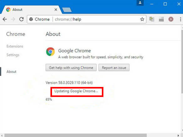 Chrome Stops Loading Web Pages In macOS 10.14