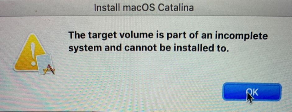 Installation Issues Commonly Seen with macOS