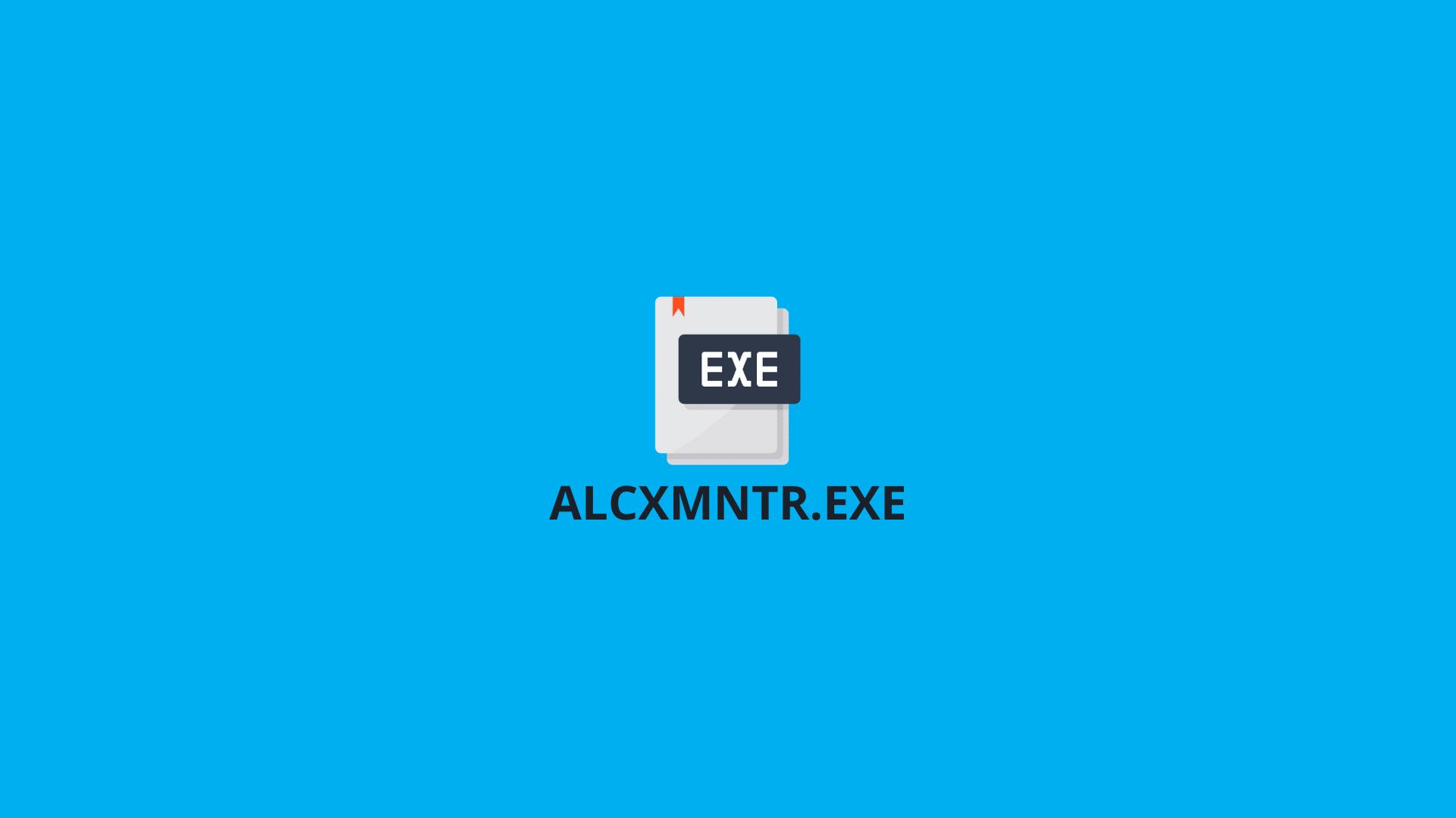 Alcxmntr.exe
