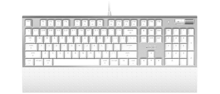 1- Azio Mac Keyboard