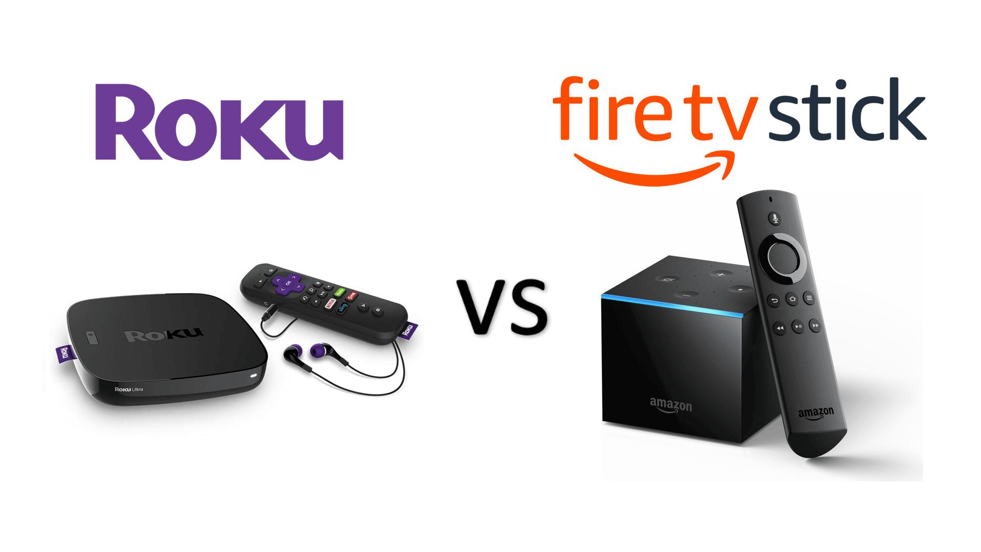 Firestick vs Roku