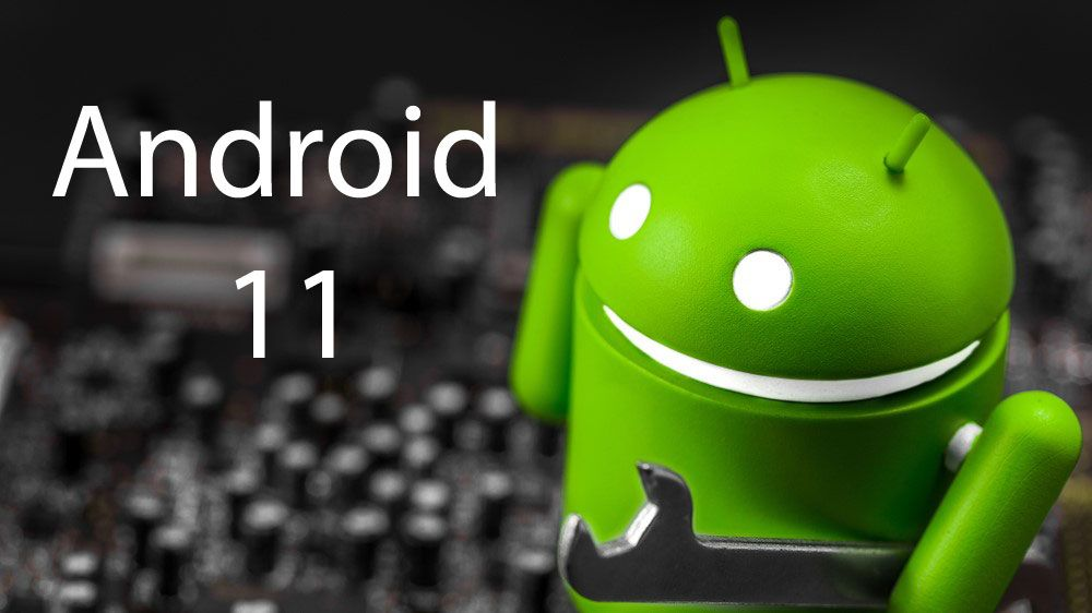 Availability of Android 11