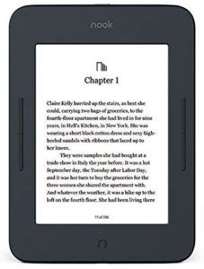 Barnes & Noble Tablet for Reading