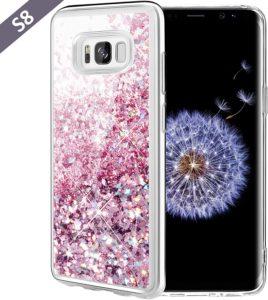 Caka Galaxy S8 Glitter Phone Case