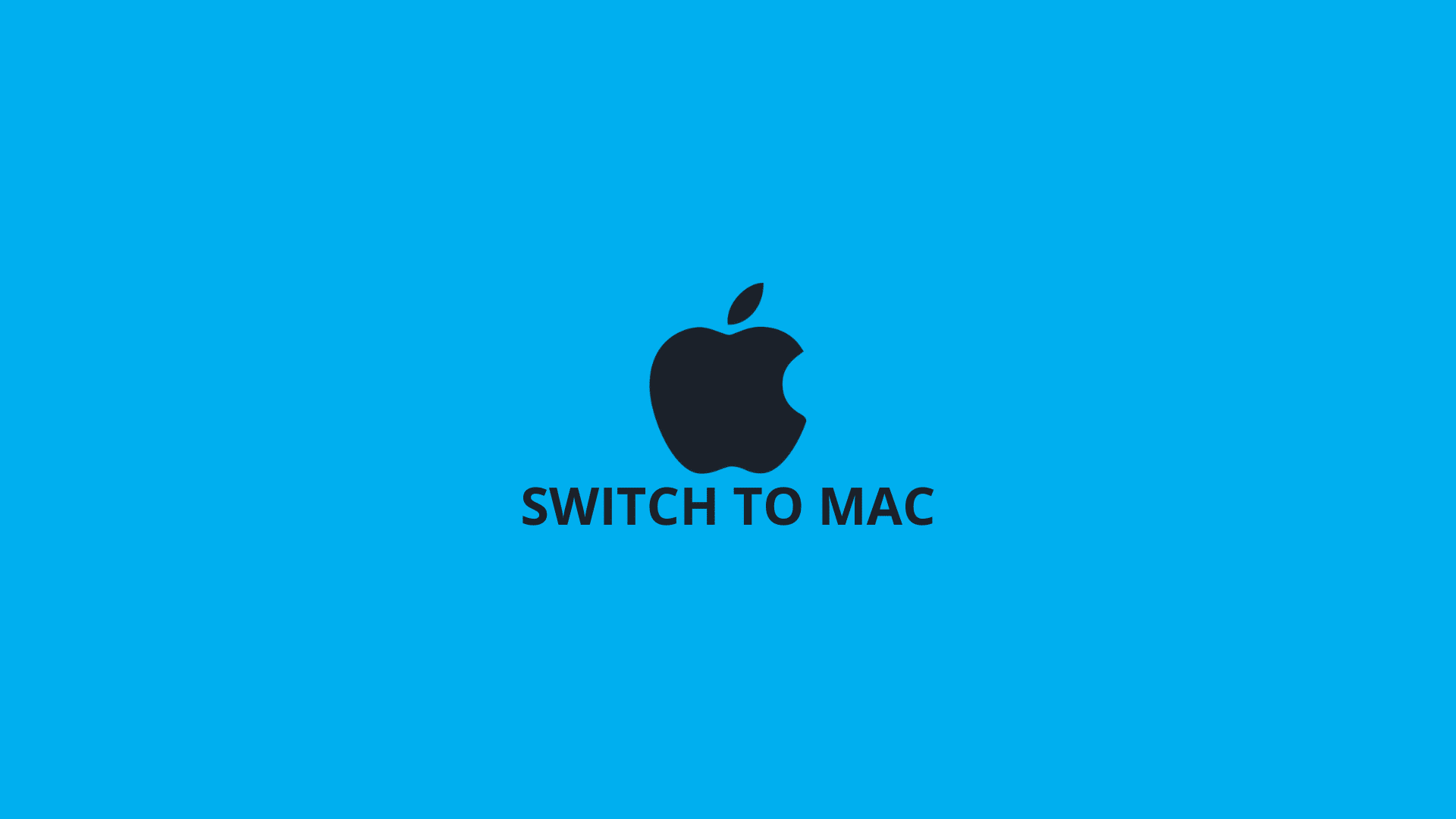 Switch to Mac