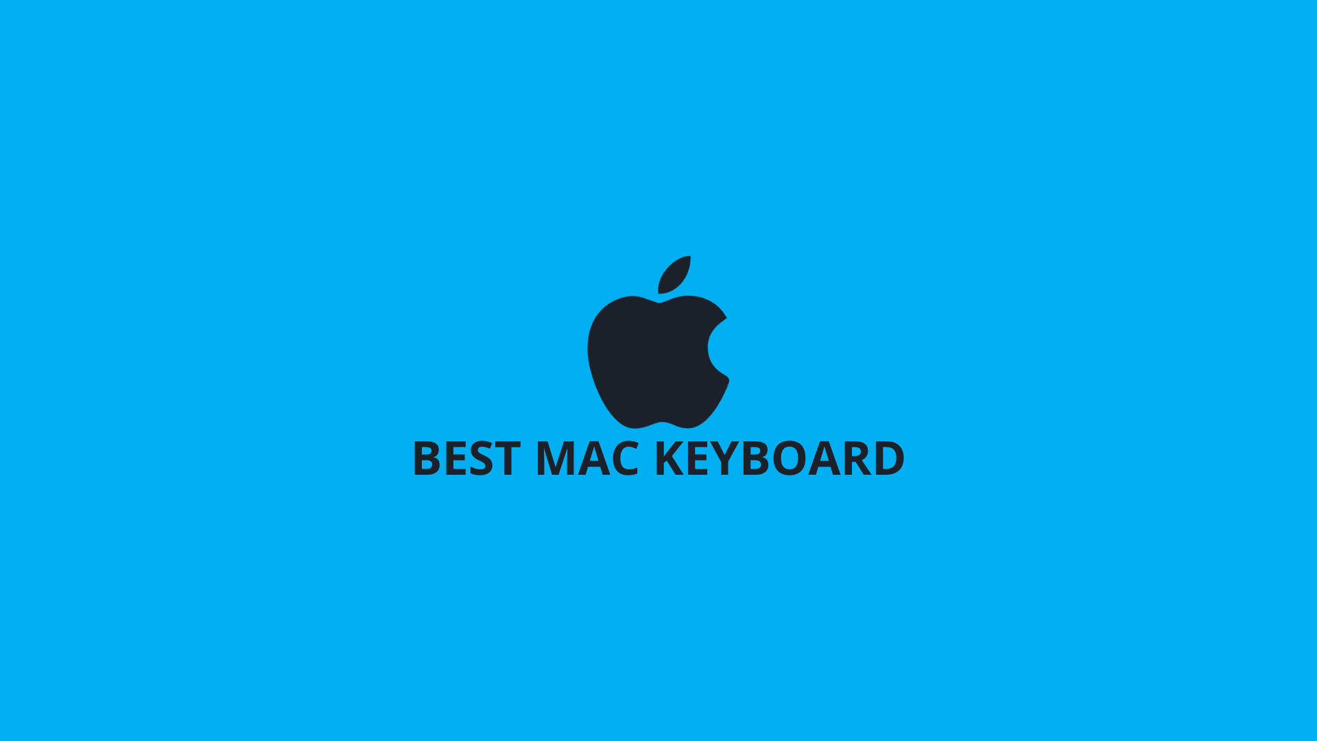 best mac keyboard
