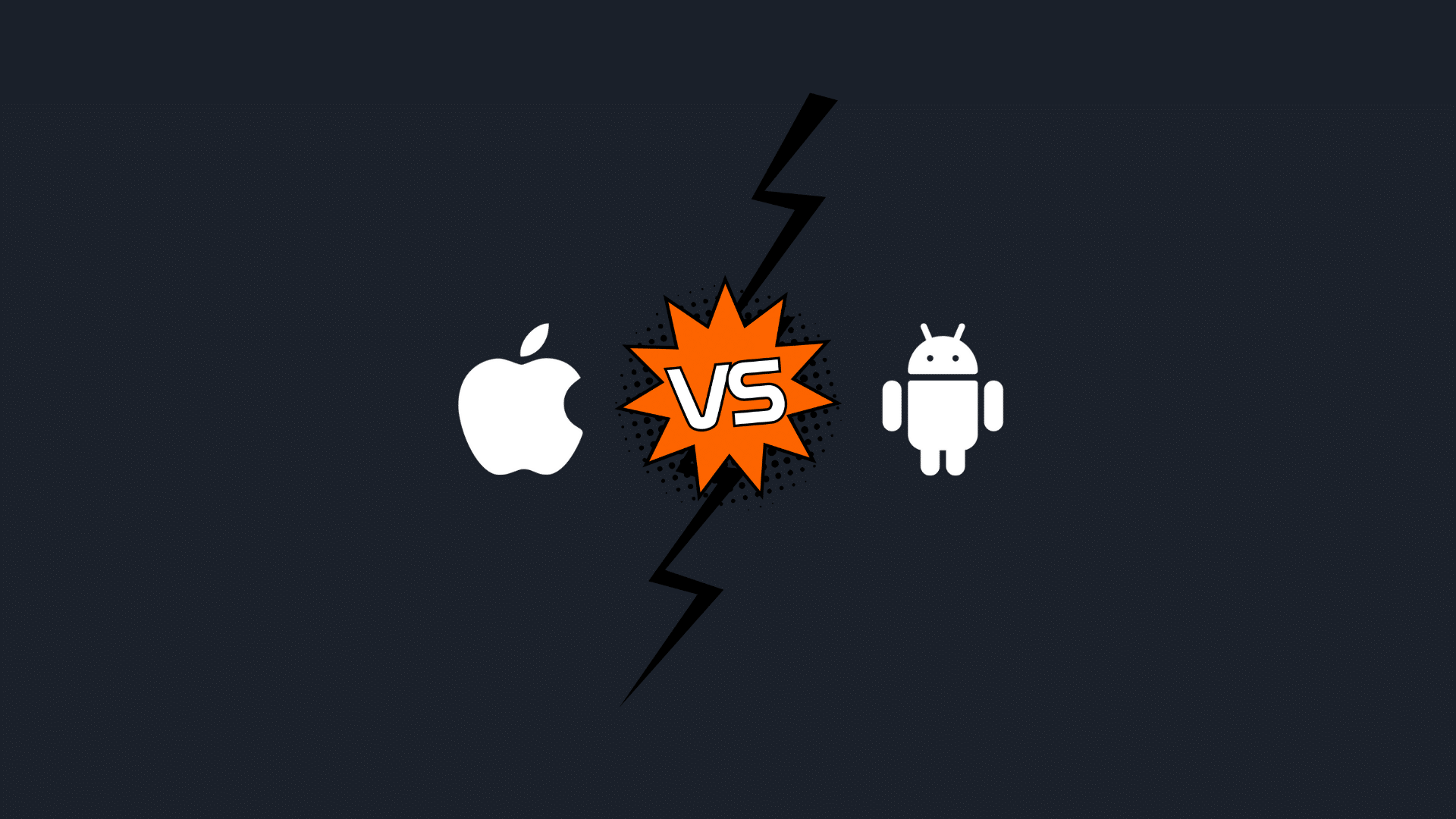 iOS 14 vs Android 11