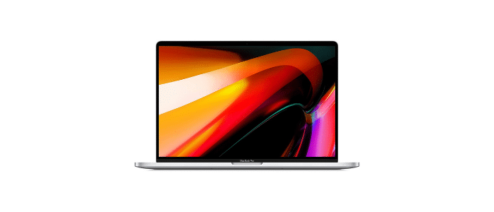 Apple MacBook Pro Computer for Video Editing