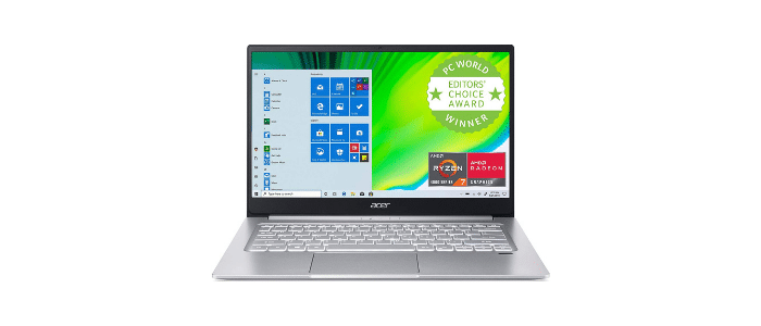 Acer Computer for Video Editing