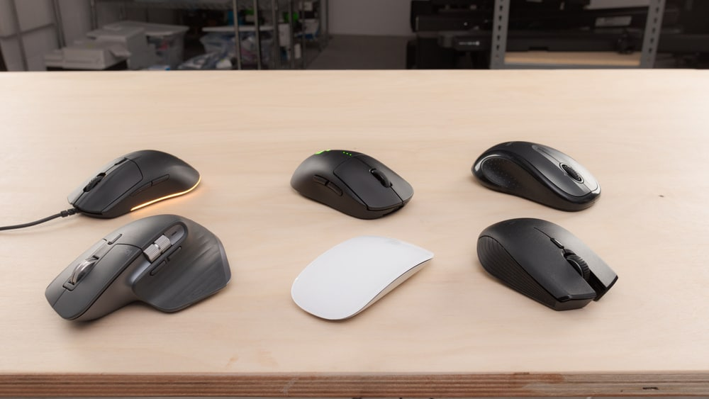 Bluetooth Mouse for Mac