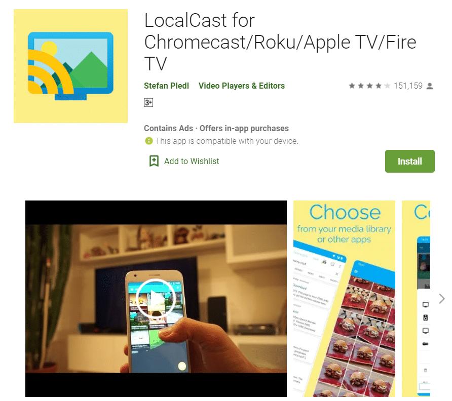 LocalCast