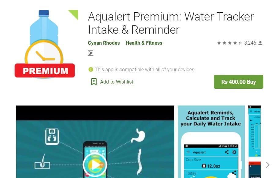 Aqualert Premium