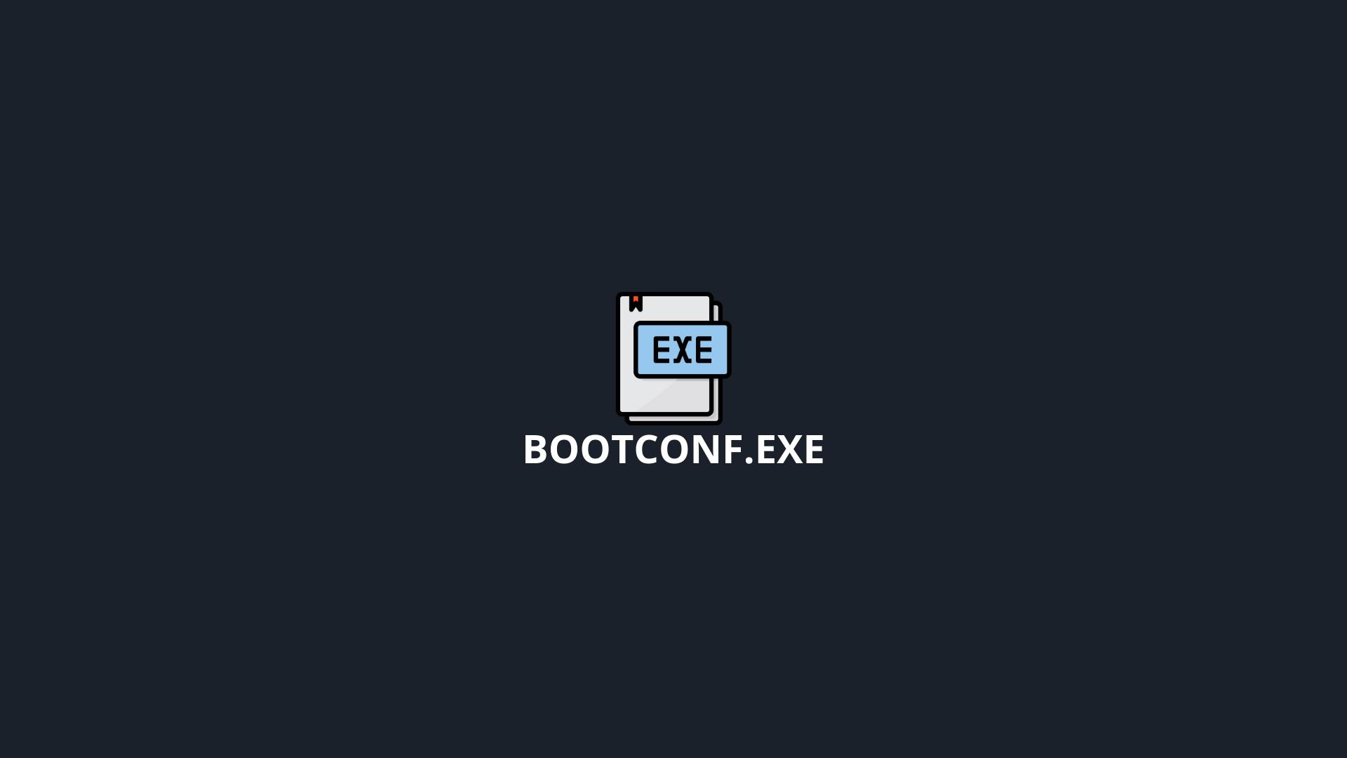 bootconf.exe