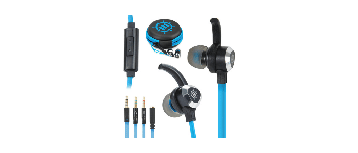 ENHANCE Mobile Gaming Earbuds