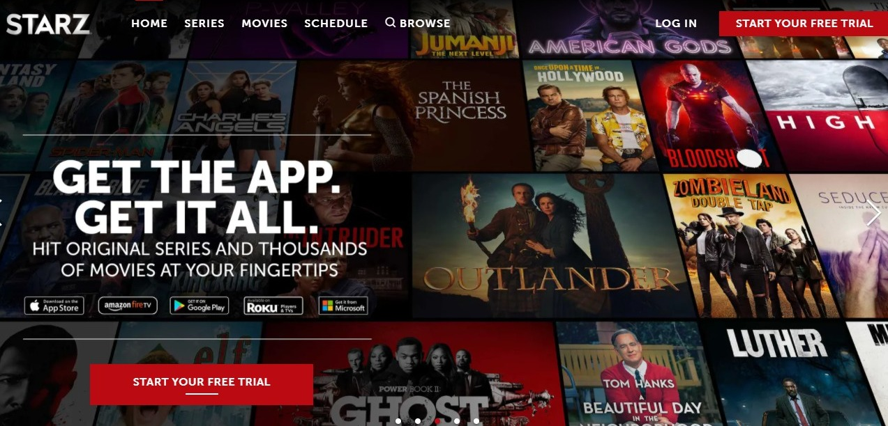 Learn how to Activate STARZ