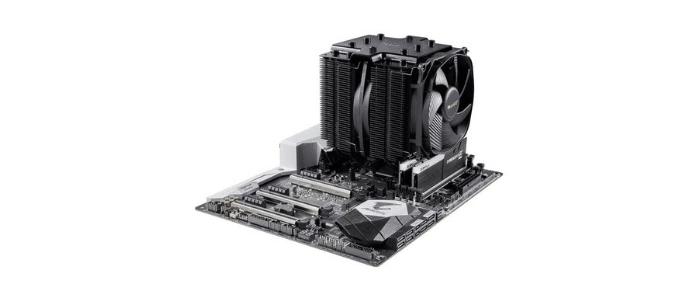 Be Quiet! CPU Cooler