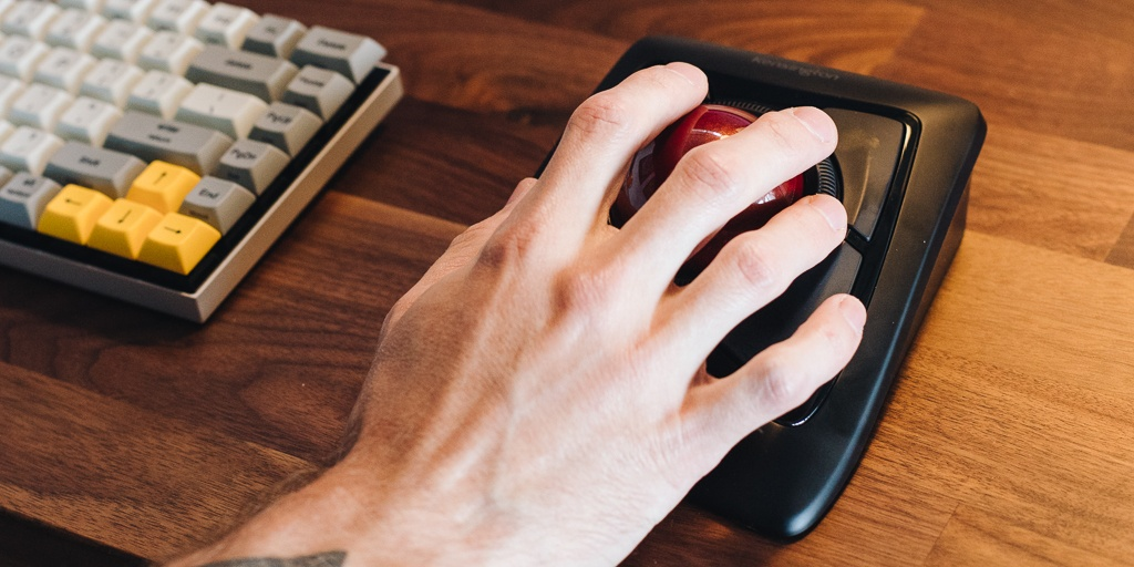 Best Gaming Trackball Mouse