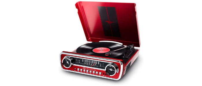 Ion Audio Ford Mustang LP 4-in-1