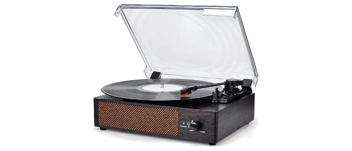 LP Phonograph Wireless