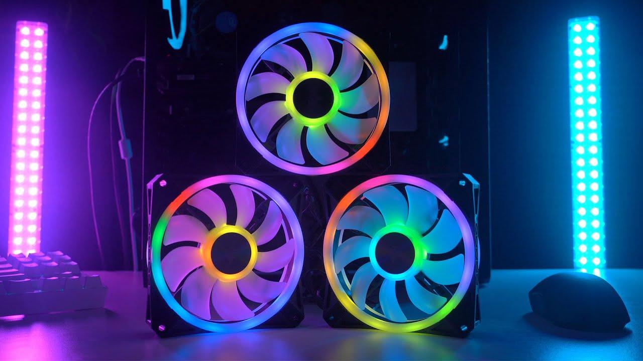 RGB Case Fans
