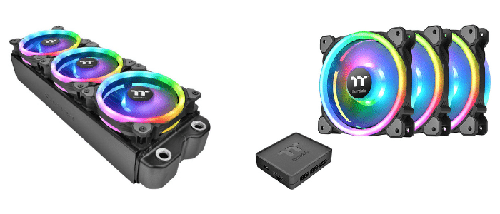 Thermaltake Riing Trio 12 RGB TT Premium Edition 120mm RGB