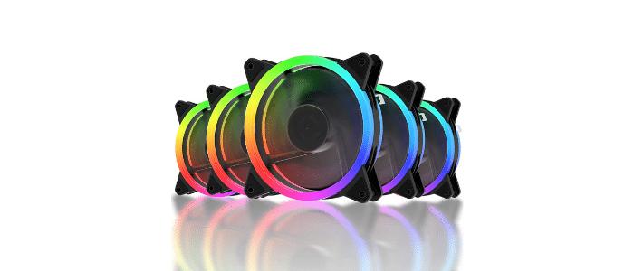 UpHere RGB Series Case Fan