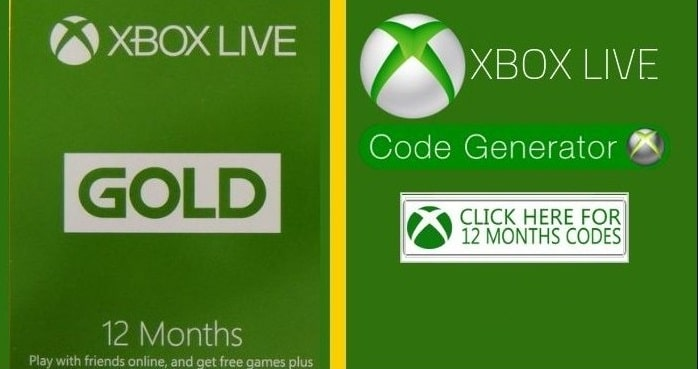 Codes xbox kostenlos live Buy Xbox