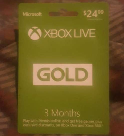 Xbox codes free