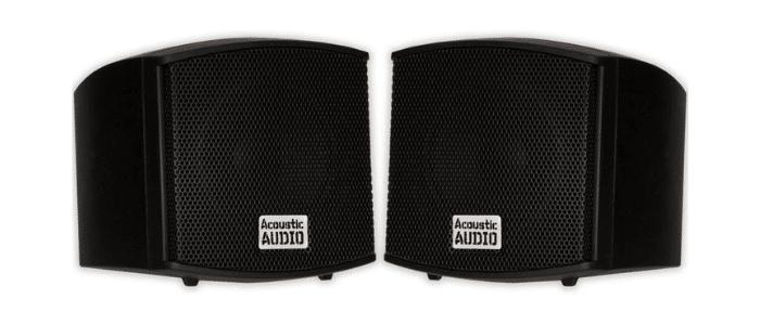 Acoustic Audio by Goldwood Bookshelf Sounding Speaker