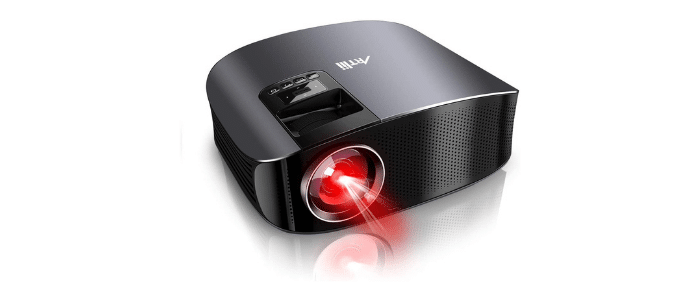 Artlii 5500 LUX Full HD 1080P Support Projector