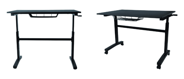 Atlantic Crank Adjustable Height Desk