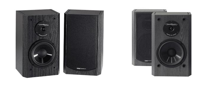 BIC Bookshelf Sounding Speaker