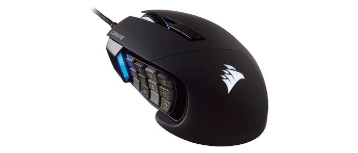 Corsair Scimitar Pro RGB MMO Gaming Mouse