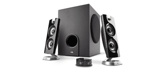 Cyber Acoustics CA-3602 2.1 PC Speaker