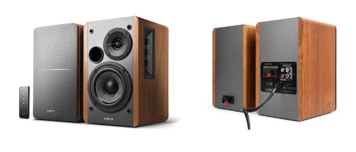 Edifier Bookshelf Sounding Speaker
