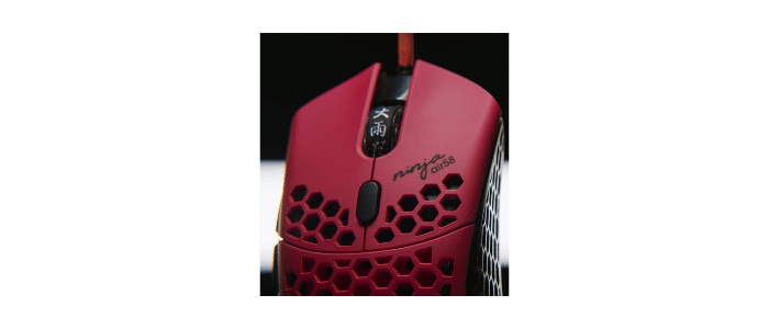 Finalmouse Air58 Ninja The Lightest Mouse