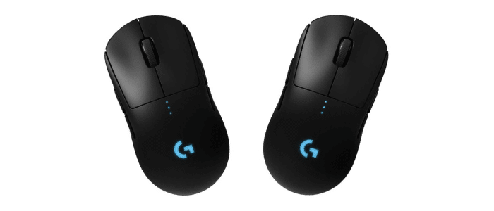 Logitech G Pro Wireless Lightest Gaming Mouse