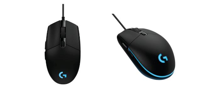 Logitech G203 Prodigy Ultra Light Mice