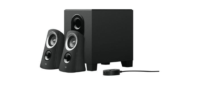 Logitech Z313 2.1 PC Speaker