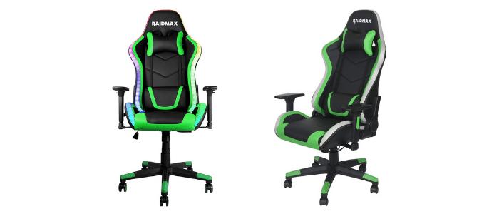 Raidmax Drakon DK925 RGB Gaming Chair