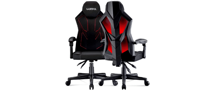 UOMAX Gaming Chair E-Sports LED Light Computer Chairs