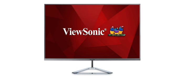 ViewSonic 32 Inch Frameless Widescreen Monitor