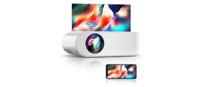 YABER V2 WiFi Mini Projector