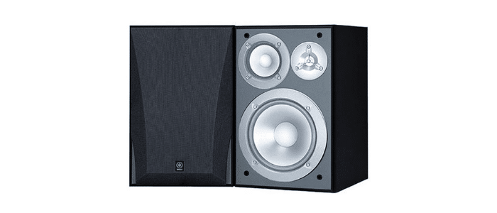 Yamaha Bookshelf Sounding Speaker