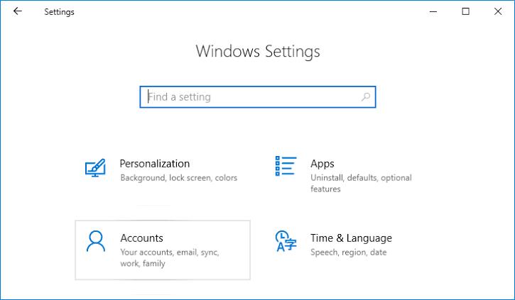 Windows start button is not working